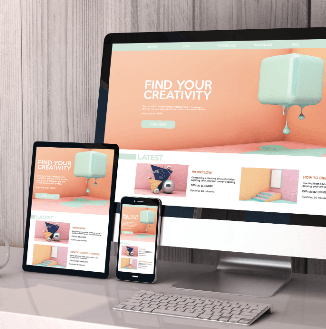 web designer for canberra business